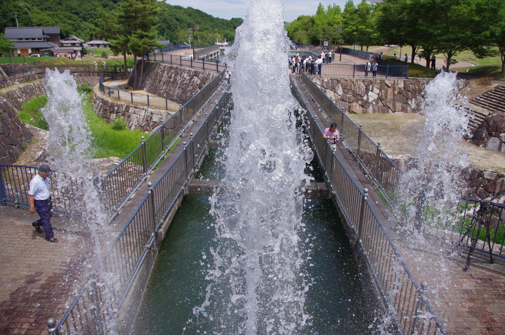 香川 用水 記念 公園